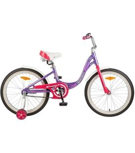 Велосипед Novatrack Angel 20 (на рост 122)