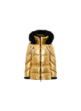 Куртка с мехом Toni Sailer Smilla Metallic Fur