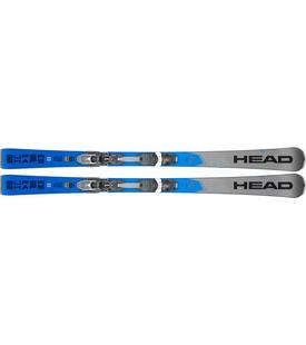 Горные лыжи Head Supershape i.Titan + крепления PRD 14