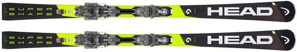 Горные лыжи Head Supershape i.Speed + крепления PRD 12 GW