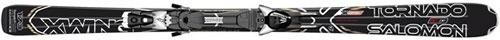Горные лыжи Salomon XW Tornado Ti Pl + крепление z12