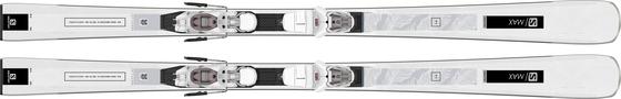 Горные лыжи Salomon S/Max W 6 + крепления M10 GW L80