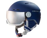 Горнолыжный шлем с визором Head Queen