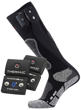 Комплект  Therm-ic Powersock Set Heat Uni + S-Pack 1400 Bluetooth