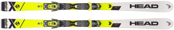 Горные лыжи Head Worldcup Rebels i.GSR + крепления PR 11