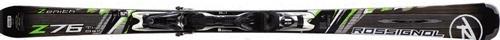 Горные лыжи с креплениями Rossignol Z76 Ti BSLT TPX + Axium 120S TPI2