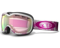 Маска Oakley Stockholm  Breast Cancer Polished White/VR50 Pink Iridium