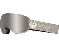 Маска Dragon X2S Mill / Lumalens® Silver Ionized + Dark Smoke