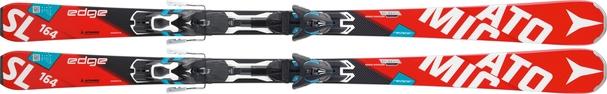 Горные лыжи Atomic Redster Edge SL + крепления XT 12