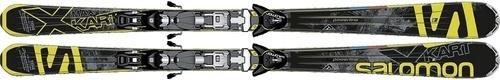 Горные лыжи Salomon 24 X-Kart Max + Z12