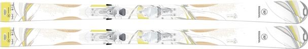Горные лыжи Rossignol Unique 2S + Xelium Saphir 100 B73