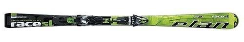 Горные лыжи Elan SL fusion pro + крепления ELD 11.0 Fusion Pro 2007