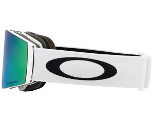 Маска Oakley Fall Line Matte White / Prizm Snow Jade Iridium
