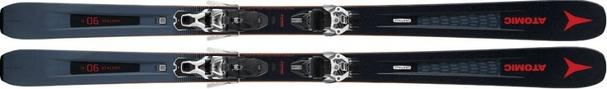 Горные лыжи Atomic Vantage 90 Ti R + крепление Warden MNC 13 DT