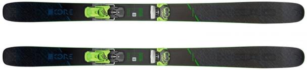 Горные лыжи Head Kore 105 + крепления Attack2 13