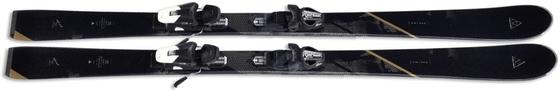 Горные лыжи Fischer Aspire + W9