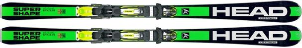Горные лыжи Head i.Supershape Magnum без креплений