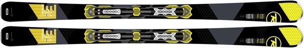 Горные лыжи Rossignol Experience 84 Ca + Axium 120 B90