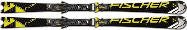 Горные лыжи Fischer RC4 Worldcup SC Racetrack