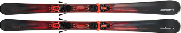 Горные лыжи Elan Delight Supreme Power Shift + крепления ELW 10.0