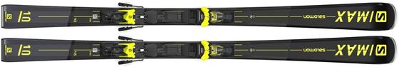 Горные лыжи Salomon S/Max 10 + крепления M11 GW L80