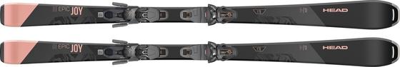 Горные лыжи Head Epic Joy + Joy 11 GW SLR