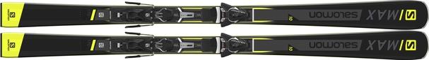 Горные лыжи Salomon S/Max 10 + крепления Z 11 Walk
