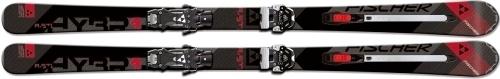 Горные лыжи Fischer Hybrid 8.5 Ti Powerrail