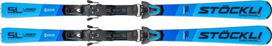 Горные лыжи Stockli Laser SL + крепления SRT 12