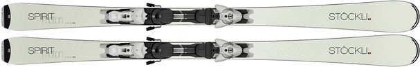 Горные лыжи Stockli Spirit Motion + K MC10 Ti B80