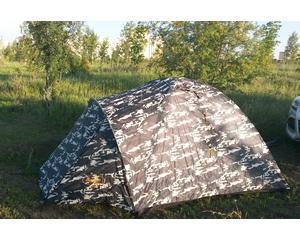 Палатка  Canadian Camper Karibu 3