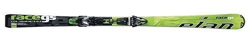 Горные лыжи Elan GS fusion pro + крепления ELD 11.0 Fusion Pro 2007
