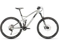 Велосипед Cube Stereo 140 HPC Race 27.5
