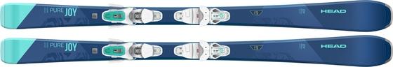 Горные лыжи Head Pure Joy + Joy 9 GW