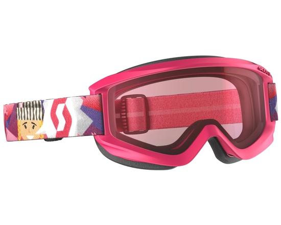 Маска Scott Jr Agent Pink / Enhancer