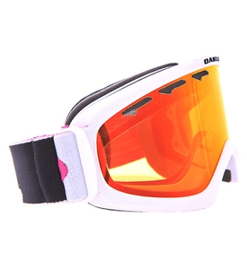 Маска Oakley 02 XS White / Blue Pebble Stones W / Fire Iridium