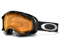 Маска Oakley Splice Jet Black/Persimmon