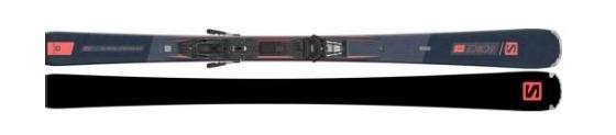 Горные лыжи Salomon S/Force Fever + крепления M12 GW F80 21/22