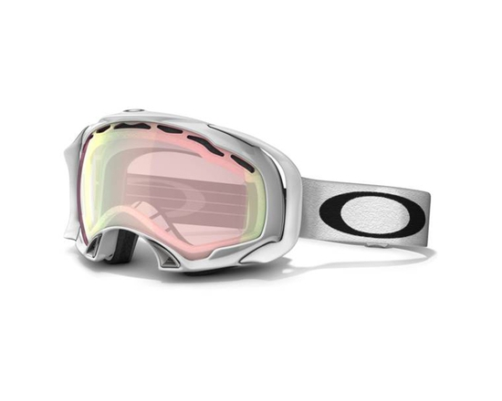 Маска Oakley Splice Polished White W / VR50 Pink Iridium