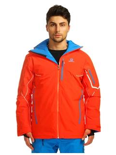 Куртка Salomon S-Line Motion Fit Jacket M Orange