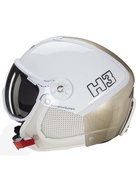 Горнолыжный шлем с визором HMR H3 Emotions Photocromic
