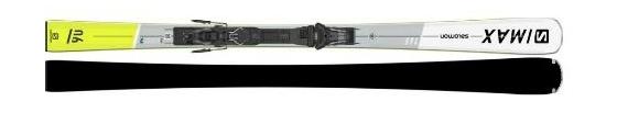 Горные лыжи Salomon S/Max 6 + крепления M10 GW L80 PM 21/22