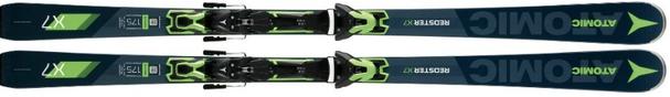 Горные лыжи Atomic Redster X7 + крепления FT 12 GW