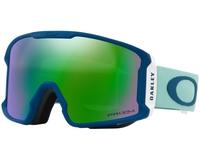 Маска Oakley Line Miner XM Arctic Surf Poseidon / Prizm Snow Jade Iridium