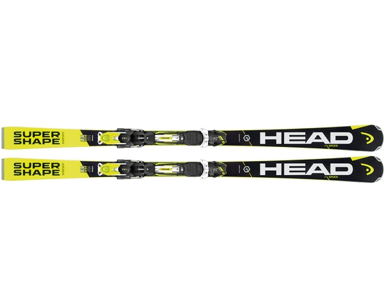 Горные лыжи Head i.Supershape Speed (170) + крепления PRX 12 16/17