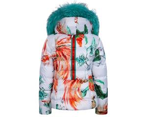 Куртка с мехом Sportalm Exotic EB m.Kap+P