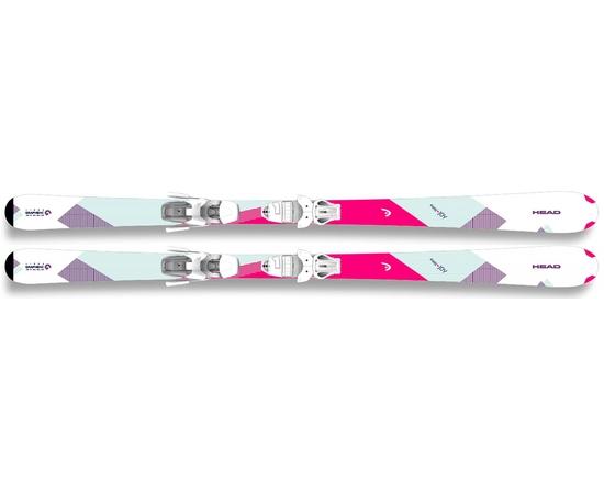 Горные лыжи Head Easy Joy + крепления Joy 9.0 AC SLR 17/18