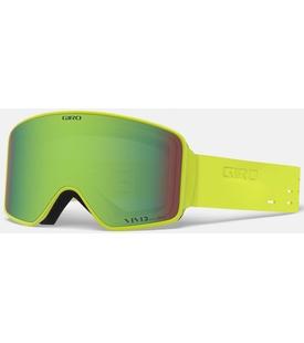 Маска Giro Method Silicon Citron / Vivid Emerald 22 + Vivid Infrared 58