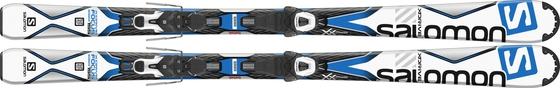 Горные лыжи Salomon X-Drive Focus + крепления Lithium 10
