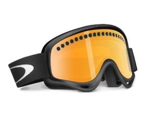 Маска Oakley O2 XL Matte Black / Persimmon